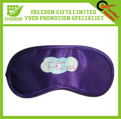 Luxury Silk Eye Mask For Promotion