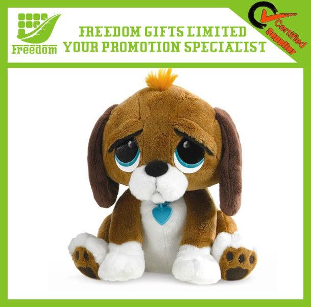 Eco-friendly Soft Plush Dog Toy
