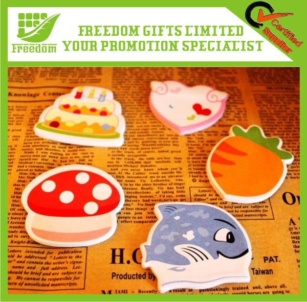 Advertising Promotional Animal Shaped Sticky Notes