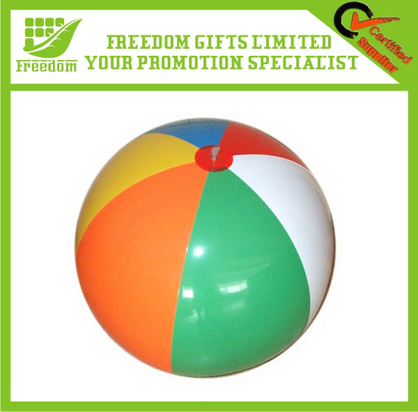 Popular PVC Inflatable Giant Beach Ball