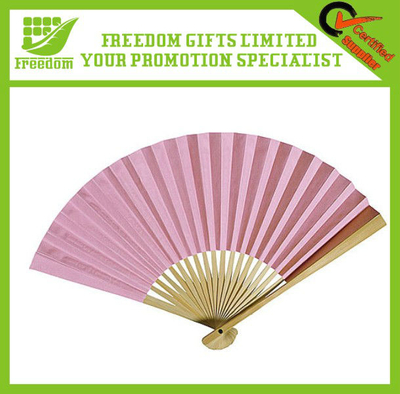 Personalized Promotional Paper Folding Fan
