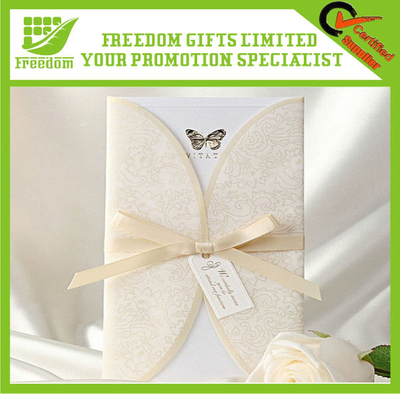 Fashion Top Quality Wedding Card