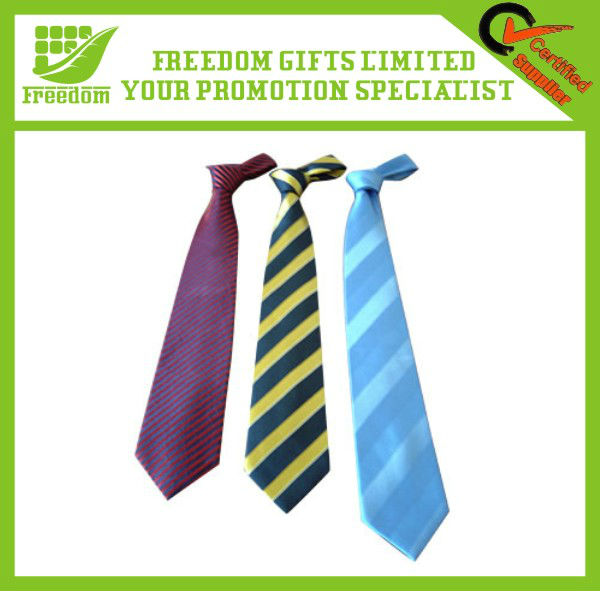 Promotional Fashion Style Satin Necktie