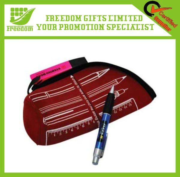 Hot Promotional Zipper School Pencil Bag