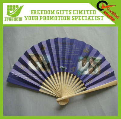 Hot Sell Summer Promotional Folding Hand Fan