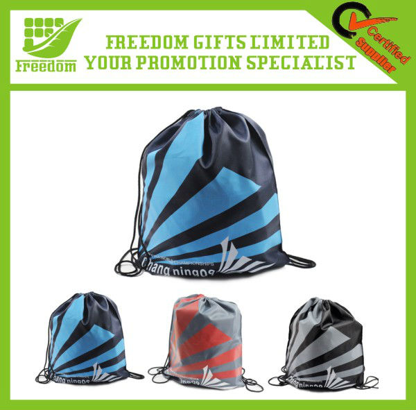 High Quality Promotional Nylon Cord Bag