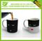 Top Selling Changing color Mugs With Hot Water Cup