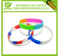 Advertising Logo Printed Sectional Silicone Bracelet