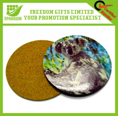 Promotional Round Paper Coaster