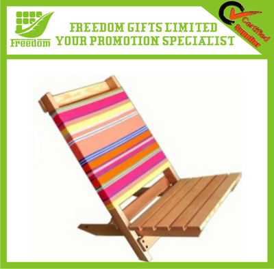 Custom Logo Branded Promotional Beach Chair