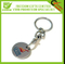 Promotional Trolley Token Keychain