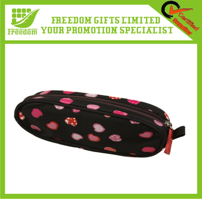 Logo Printed Good Quality PVC Pencil Case