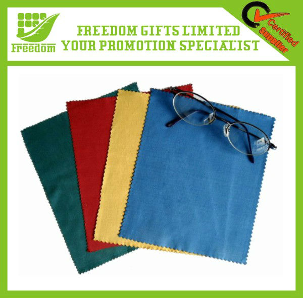 Customized Design Microfiber Lens Cleaning Cloth