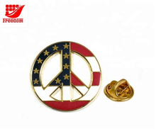 Creative Soft Enamel Metal Badge Coin