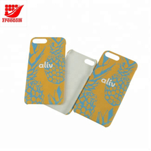 Promotional Logo Customized Plastic Mobile Phone Case