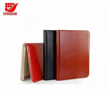 Customized Hot Selling Leather Portfolio