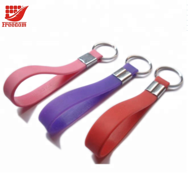 Promotion Customized Different Shape Silicone Key Holder