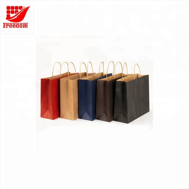 Promotional Printed Gift Paper Fashion Bags