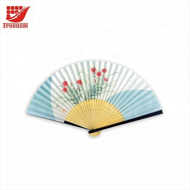 Summer Hot Sale Folding Paper Fan