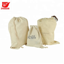 High Quality Promotional Organic Cotton Shopping Bag