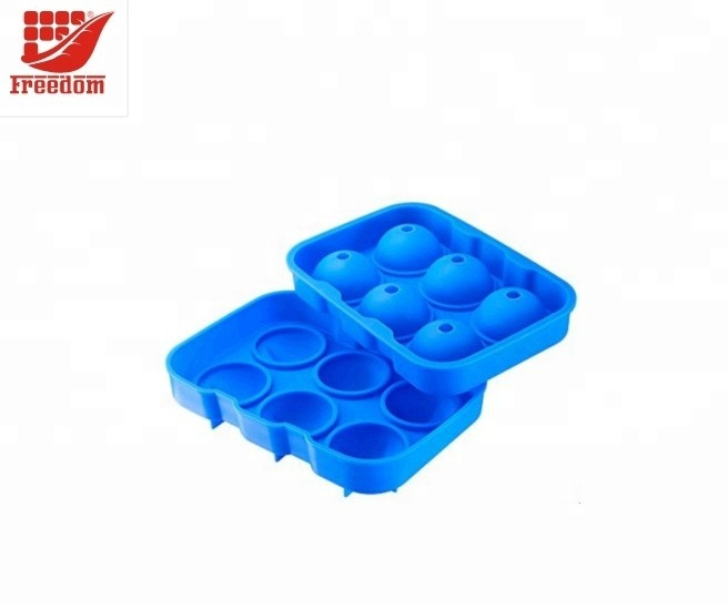 Promotion Silicone Sphere Ice Ball Molds