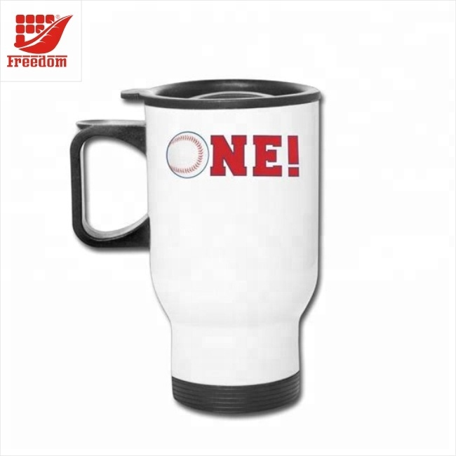 Customized Logo Stainless steel Travel Mug