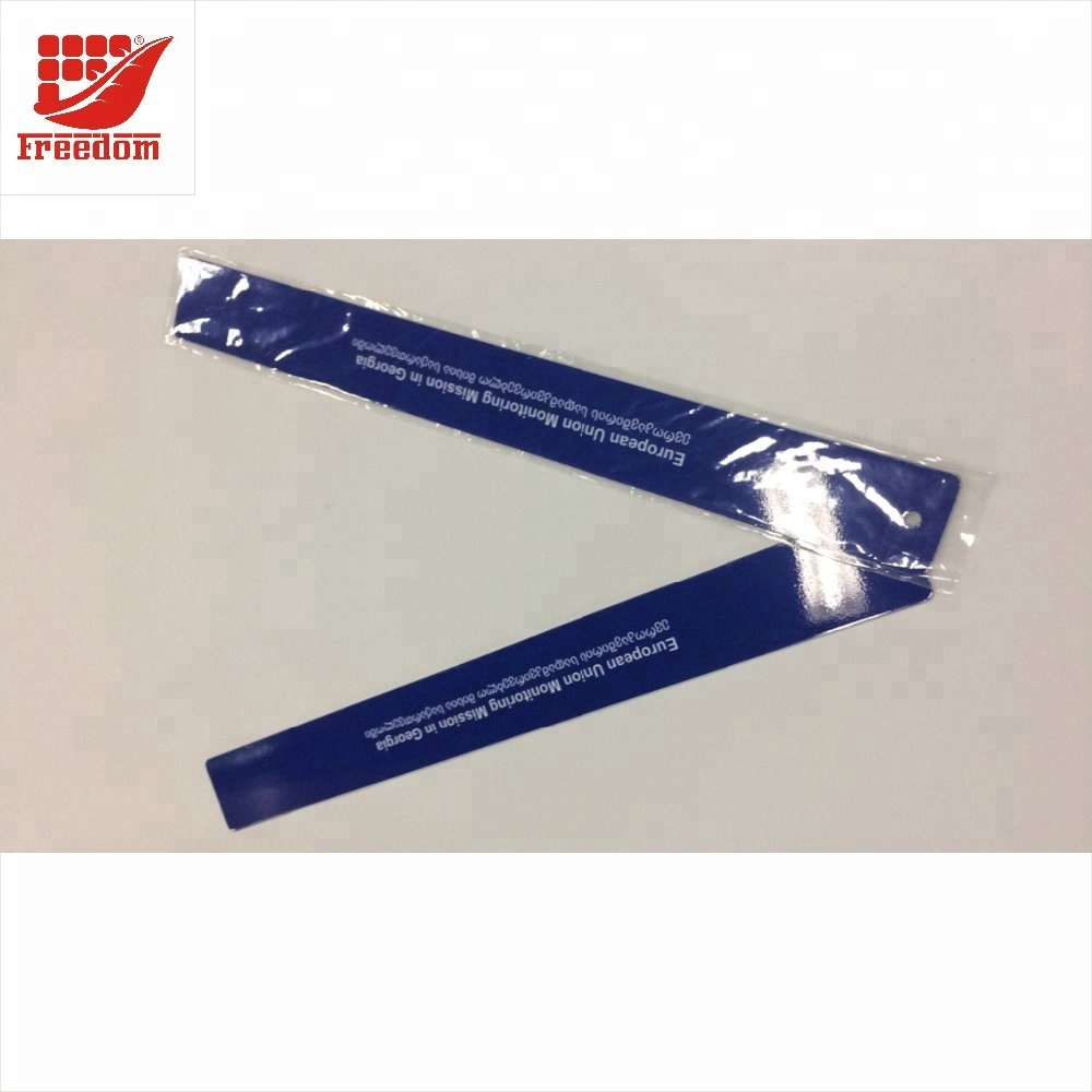 Customized Printing Foldable Plastic PVC Ruler