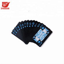 Customized Printed PVC Plastic Playing Cards