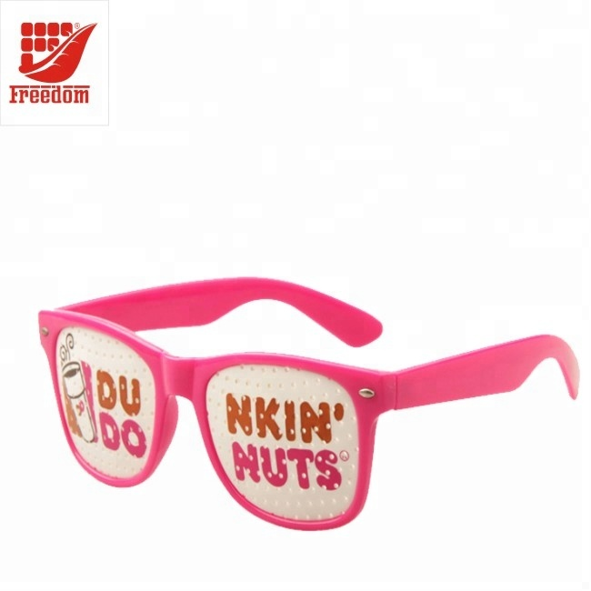 Fancy Colorful Promotional Party Sunglasses