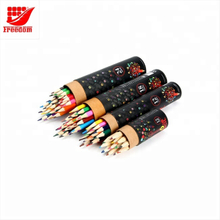 Logo Printed Box Packing Color Pencil Set