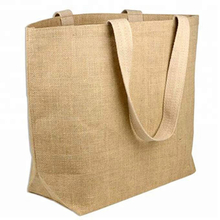 Good Quality Custom Jute Handbag