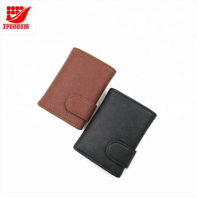 Fashion Gifts Men leather Wallets