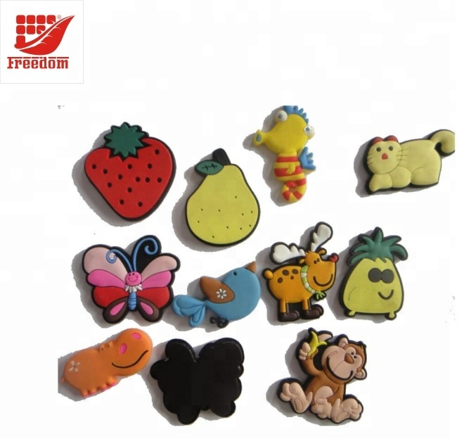 High Quality Soft PVC Fridge Magnet