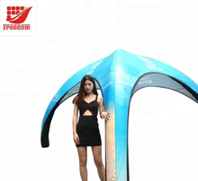 Hot Selling Nice Quality Logo Customized Inflatable Cabin Tent
