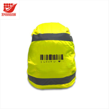 Hot Selling Customized Waterproof Reflective Backpack Cover