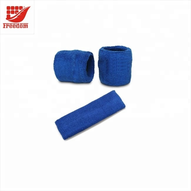 Promotional Customized Embroidery Sport Sweatband