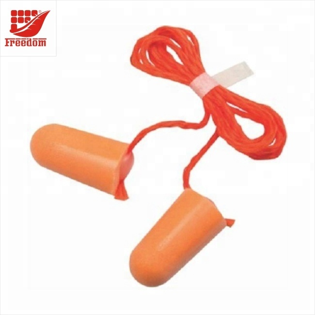 Promotional High Quality Foam Reusable Wholesale Noise Reductioin Ear plug