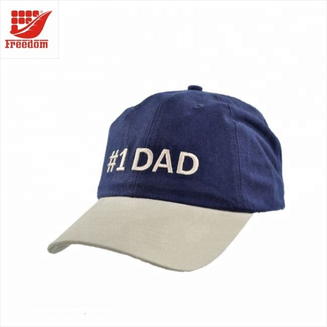 Promotional 100% Cotton Cheap Baseball Caps