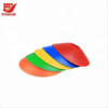 Plastic soccer training cone sports agility cone roadblock