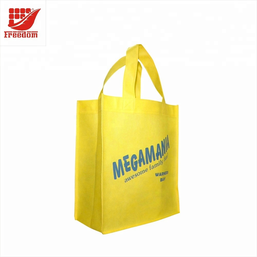 Promotional Cheap Custom Non Woven Shopping Tote Bag