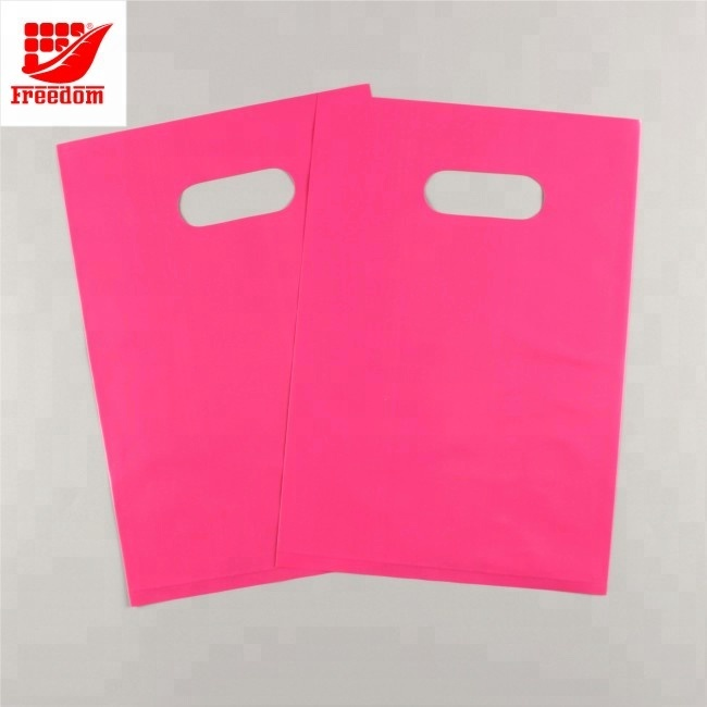 Hot Selling Promotional Logo Printed Custom Plastic Bag