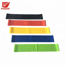 Colorful Latex Resistance Yoga Bands