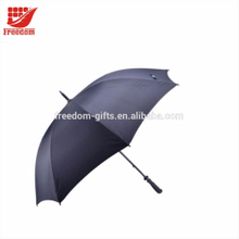 Logo Customized Auto Open Straight Golf Umbrella