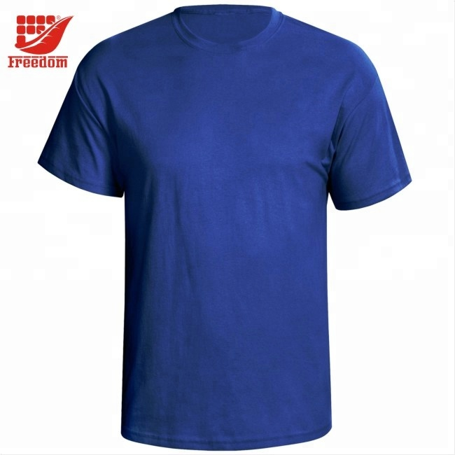 Logo Customized Nice Quality 100% Cotton T-Shirt for Advertising