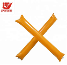 Promotional Logo Printed Inflatable Cheering Stick Clappers