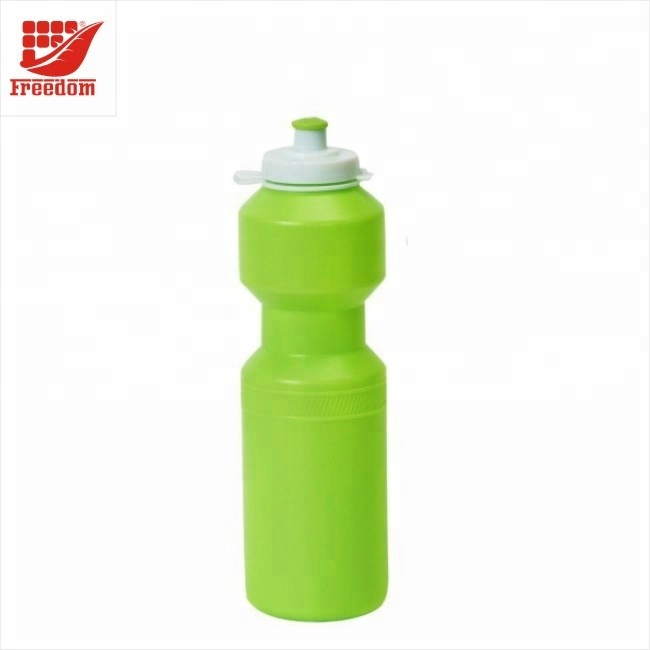 PE HDPE Plastic Logo Customized PE Bicycle Sport Water Bottle