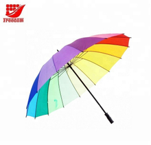 Promotional Cushion Handle 24K Rib Umbrella