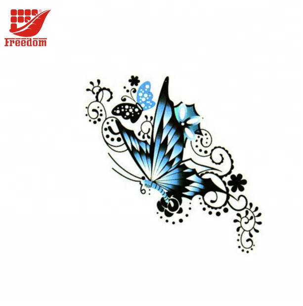 Black Body Tatoo Sticker for Promotion