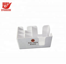 Promotional Custom Plastic Bar Caddy