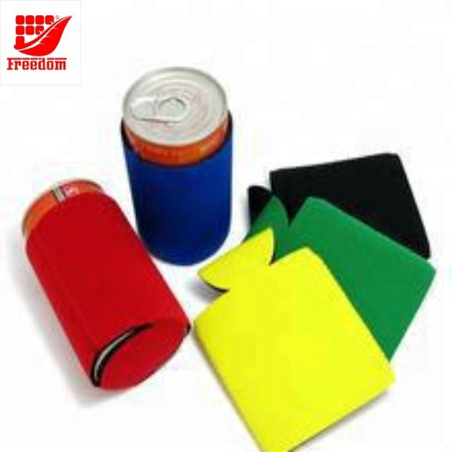 Promotional Logo Printed Custom Neoprene Stubby Holder